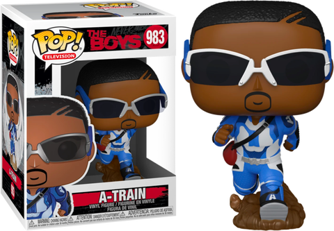 The Boys A-Train Pop! Vinyl Figure