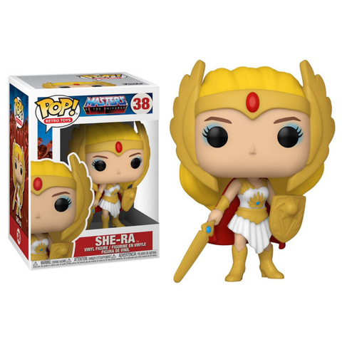 MOTU Masters Of The Universe She-Ra Funko Pop