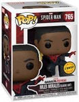 Spider-Man Miles Morales Classic Suit CHASE Pop! Funko Pop!