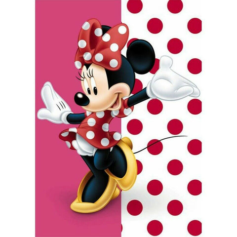 Diamond Painting Minnie Mouse 30x40