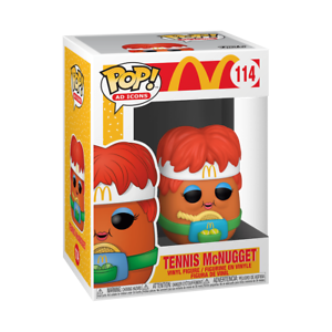 Tennis McNugget McDonald's Funko Pop!