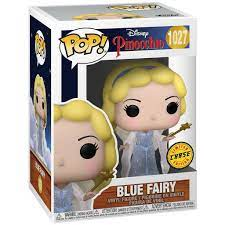 Pinocchio Blue Fairy CHASE Funko Pop!