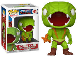 MOTU Masters Of The Universe Kobra Khan Funko Pop