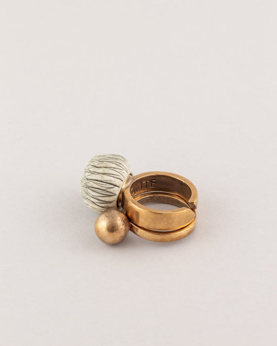"Anello ""Giove"" + Anello ""Sole"" (SET)"