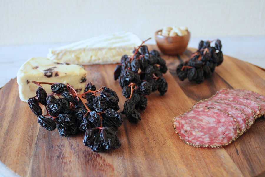 Noteworthy Food: Gourmet Raisins Designed For Charcuterie Boards