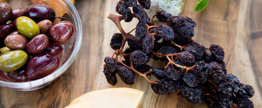 What are Raisins on the Vine?