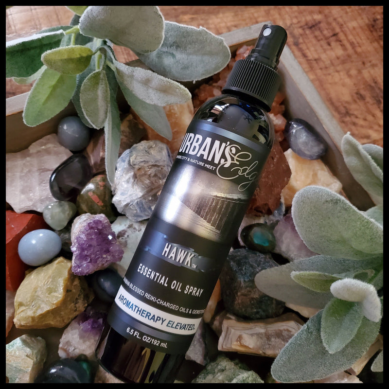 HAWK ESSENTIAL OIL SPRAY