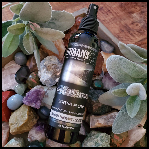 GHOST ADVENTURER ESSENTIAL OIL SPRAY