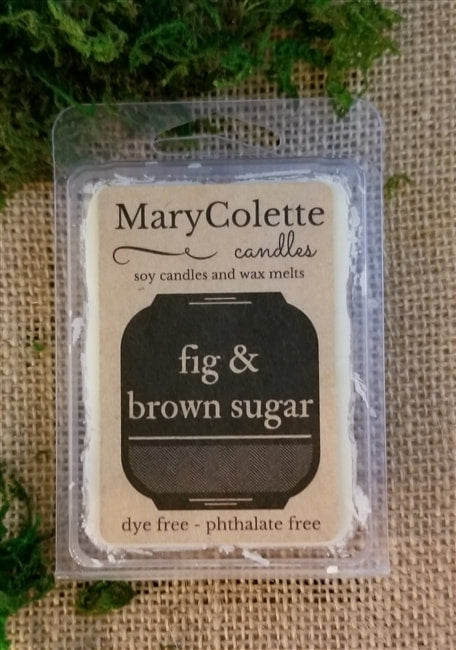 FIG & BROWN SUGAR WAX MELT