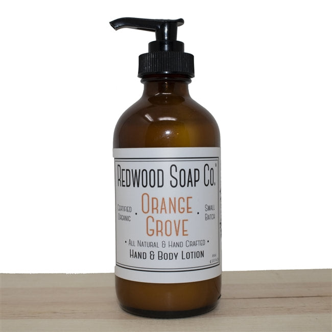 ORANGE GROVE HAND + BODY LOTION