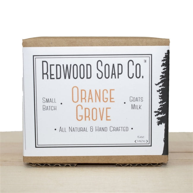 ORANGE GROVE GOATS MILK SOAP BAR