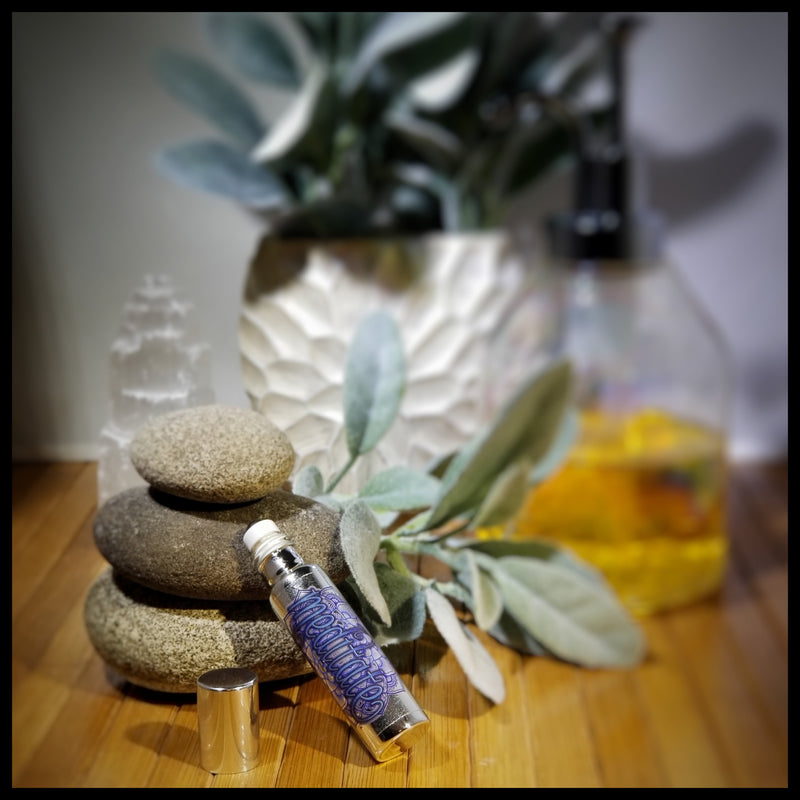 MEDITATE ESSENTIAL OIL ROLL-ON