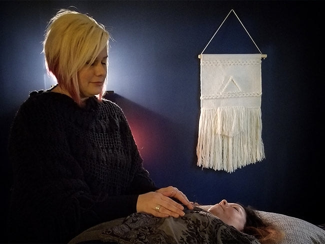 REIKI HEALING WITH STACEY