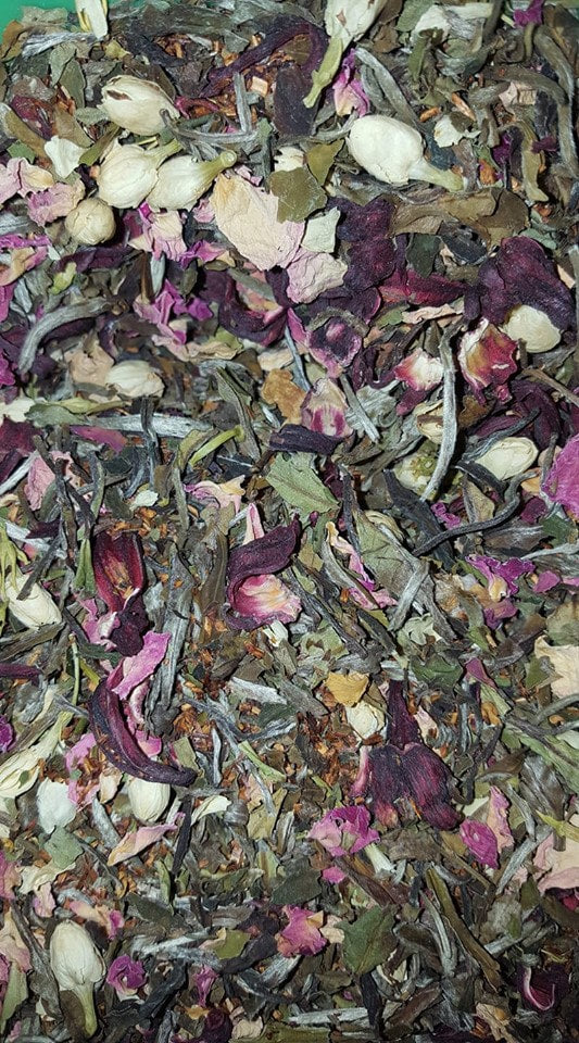 CRYSTAL TEA WORKSHOP NOV. 10 3-4PM