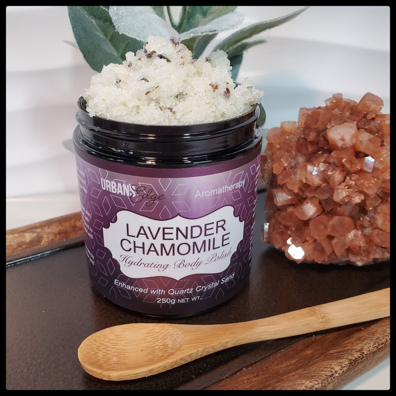 LAVENDER CHAMOMILE BODY POLISH