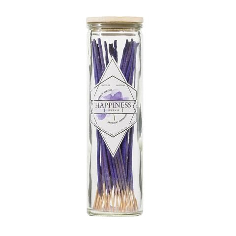 HAPPINESS ENERGY CLEANSE INCENSE STICKS