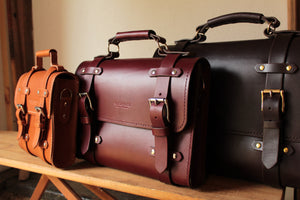 Leather Satchels
