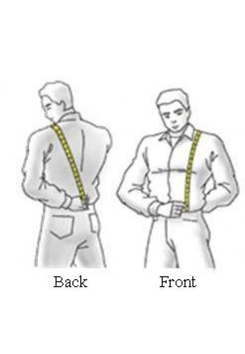 fitting for suspenders