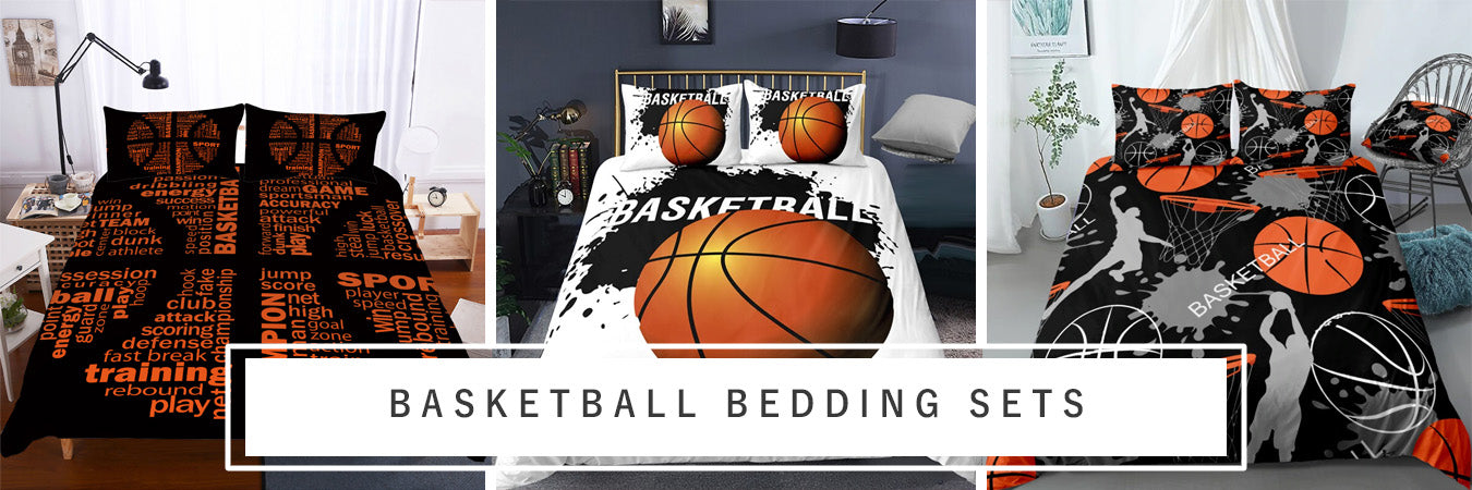 Basketball Bed Set