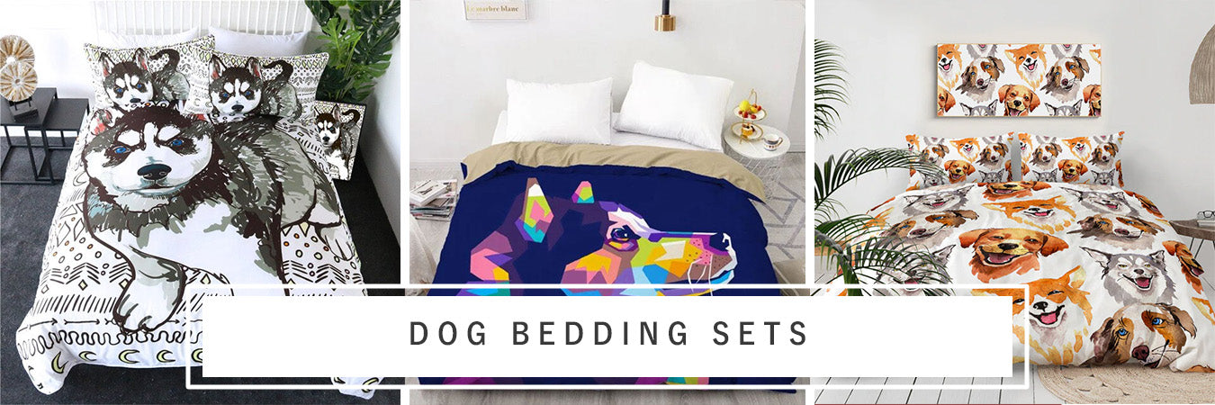 Dog Bedding Set