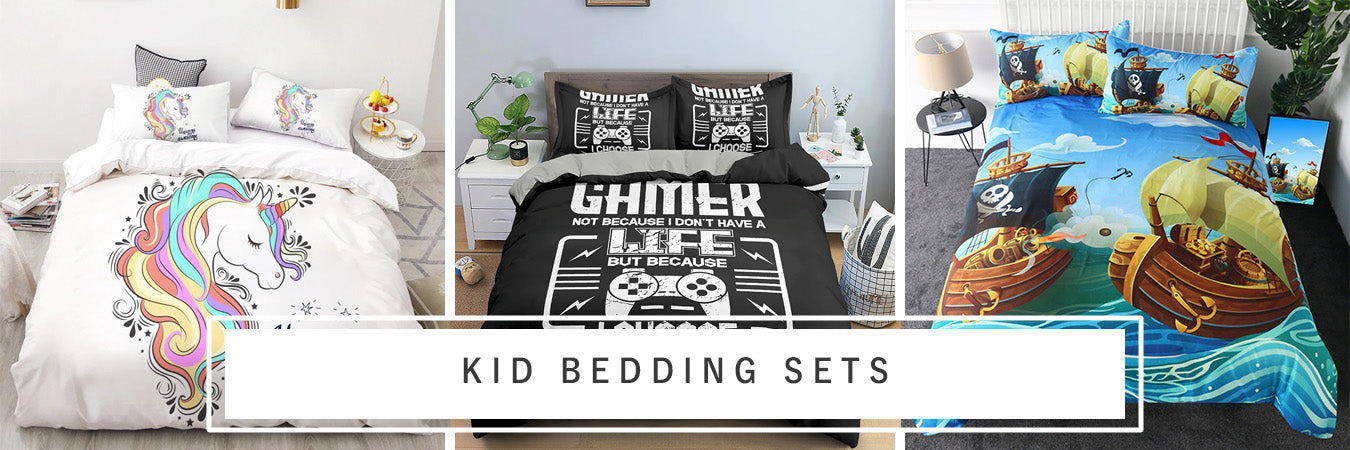 Kid Bedding Set