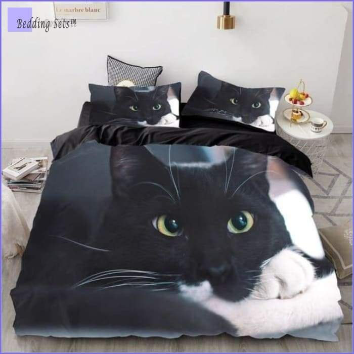 3D printed Cat Bedding - Black