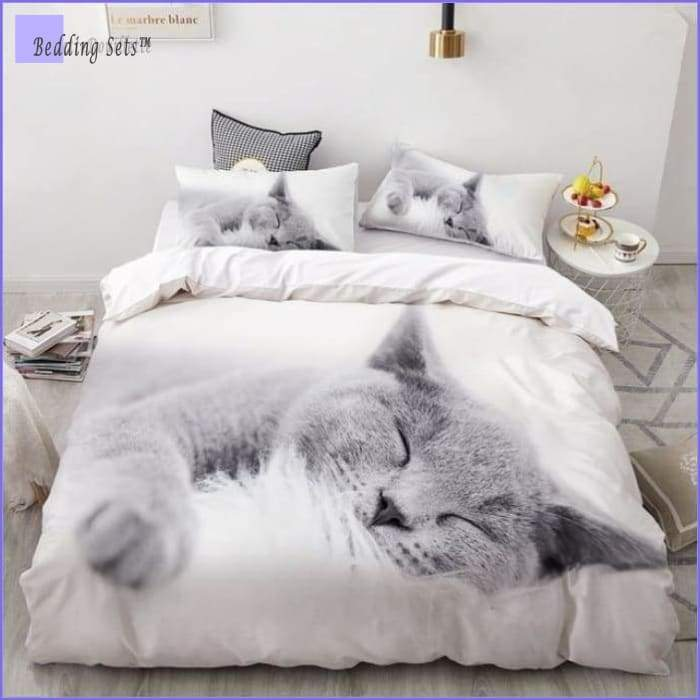 3D printed Cat Bedding - Grey