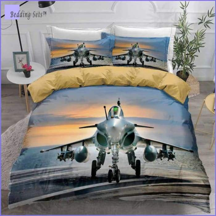 Airplane Bedding - F-15