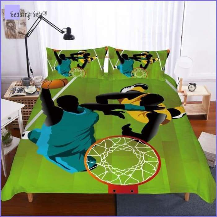 Basketball Bed Set - Contest