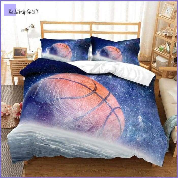 Basketball Bed Set - Space Odyssey