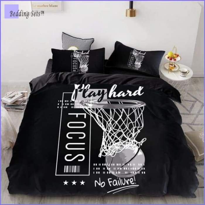 Basketball Bed Set - Twin size