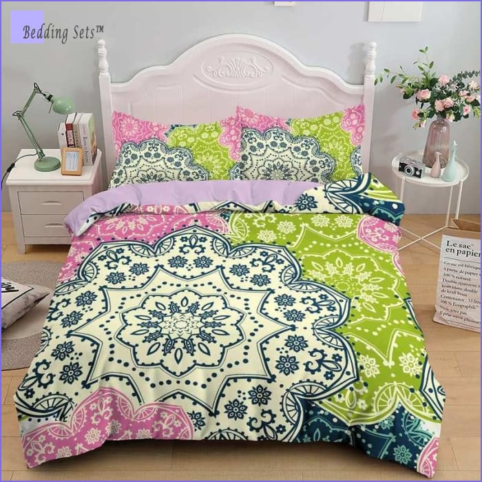 Boho Bedding Set - Joy of Life