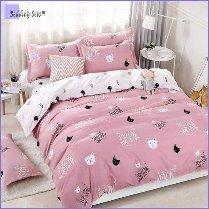 Cat Bed Set - Twin