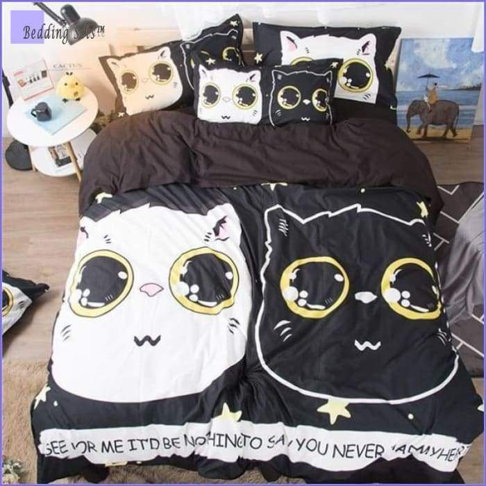 Cat Bedding - Manga