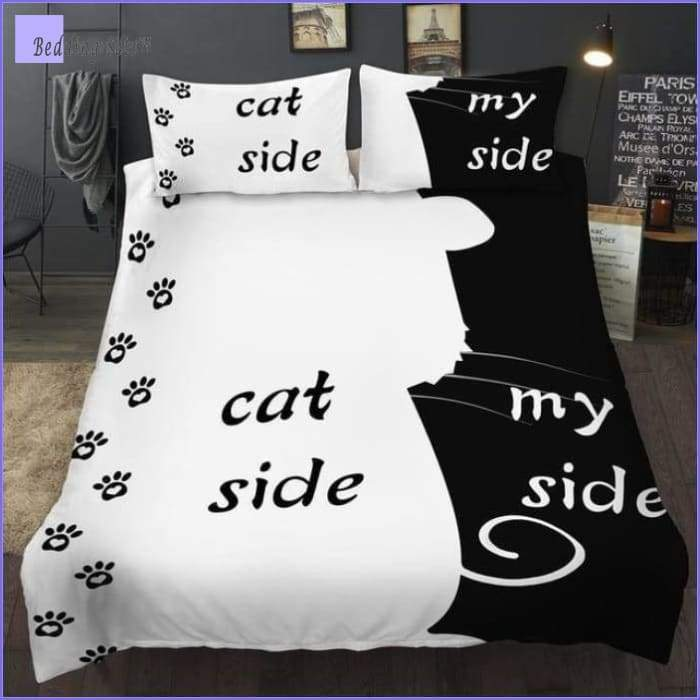 Cat side Bedding