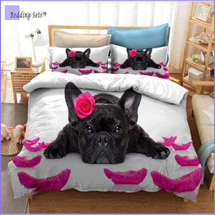 Dog Bedding Set - Glamorous
