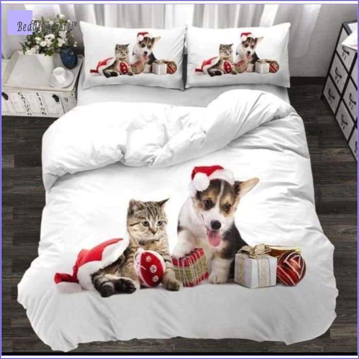 Dog & Cat Bedding - Christmas