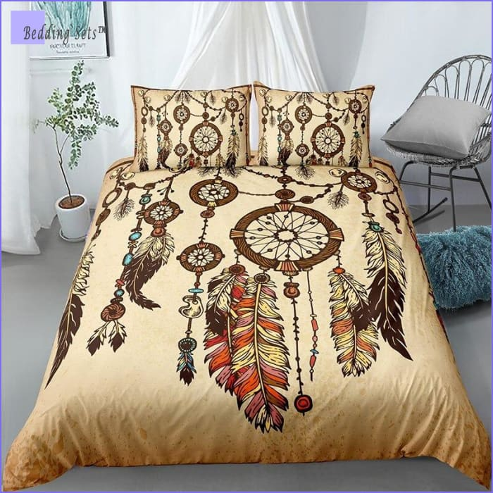 Dream Catcher Bedding - Native American