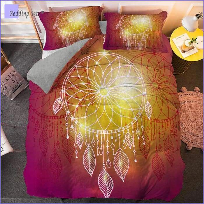 Dream Catcher Bedding - Sunrise