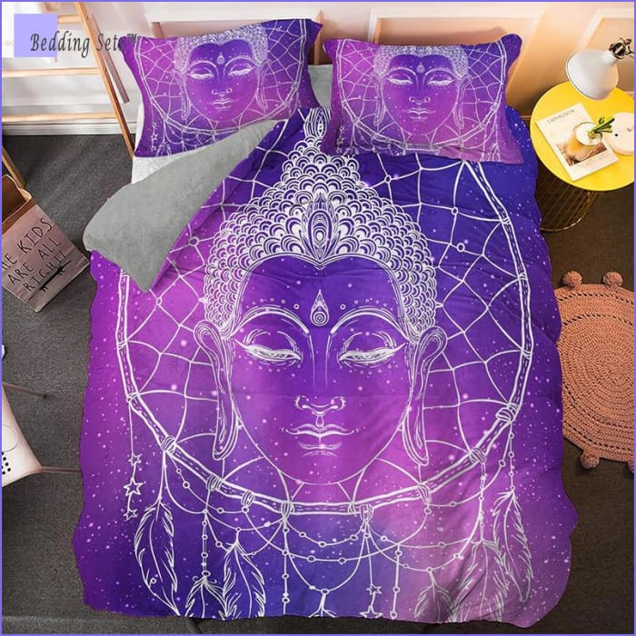 Dream Catcher Quilt Cover - Buddha