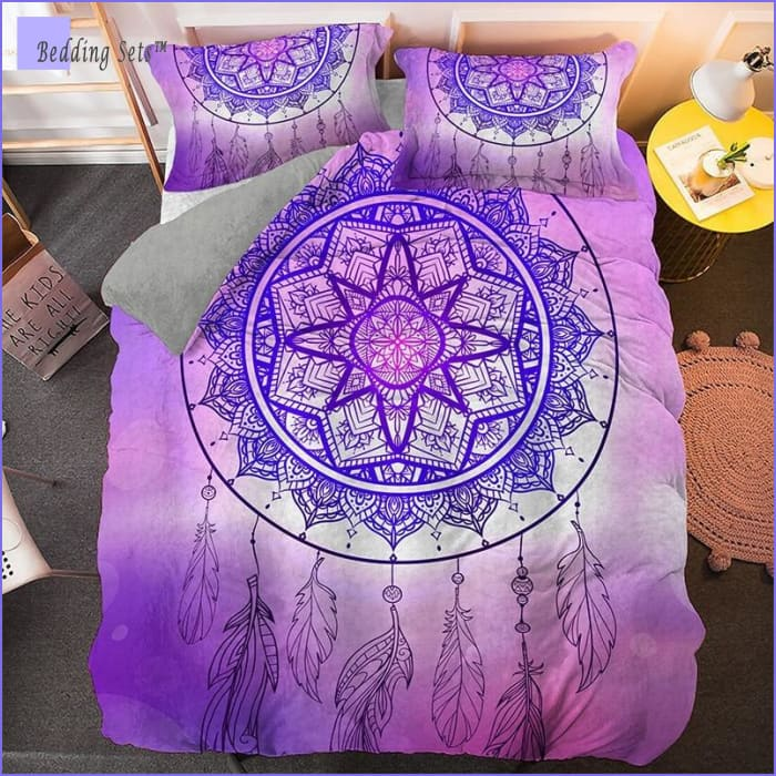 Dreamcatcher Duvet Cover - Mandala