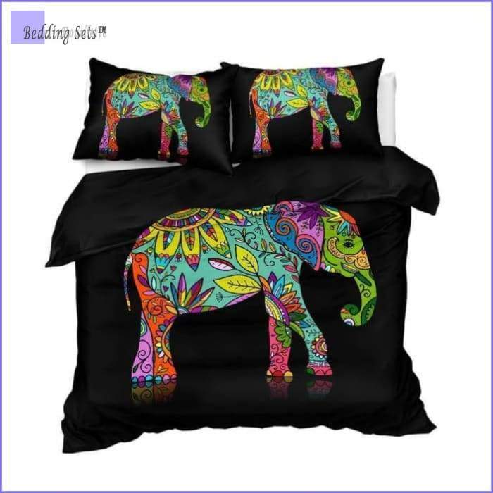 Elephant Hippie Bedding