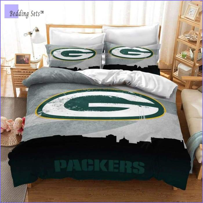 Green Bay Packers Bedding Set - Bedding-Sets™