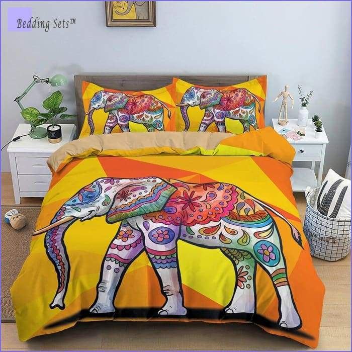 Hippie Bedding - Elephant