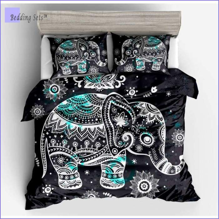 Hippie Bedding - Mystic Elephant