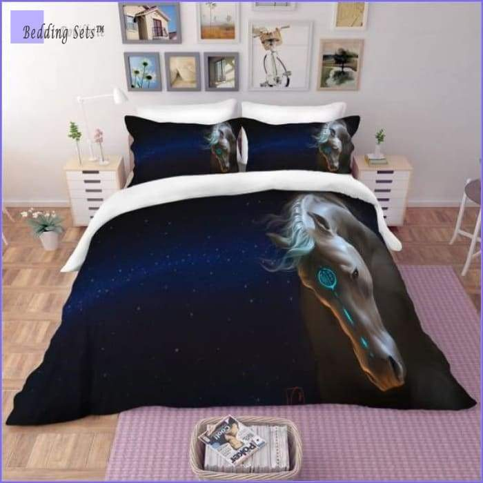 Horse Bedding Set - Fantasia - Bedding-Sets™