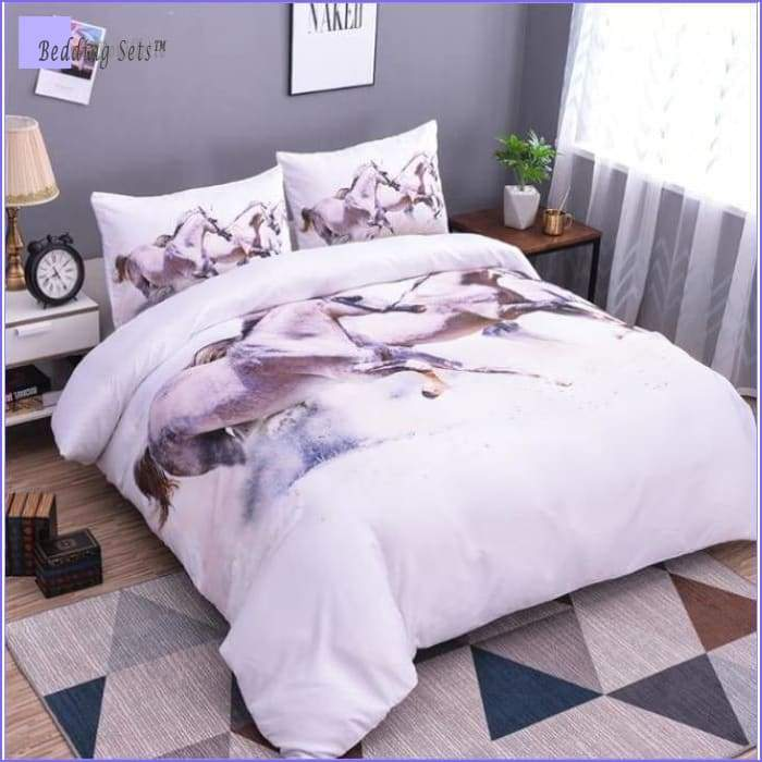 Horse Bedding Set - Manada - Bedding-Sets™