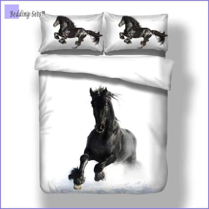 Horse Bedding Set Queen - Bedding-Sets™