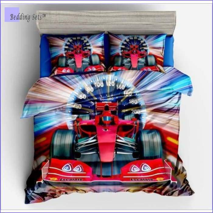 Kid Bedding - Formula 1