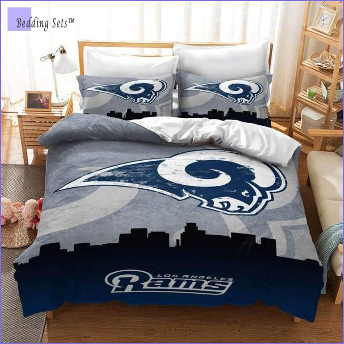 Los Angeles Rams Bedding Set